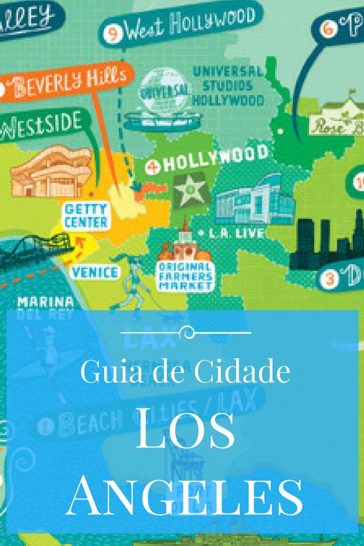 Guia de Los Angeles: Dicas e Informações Gerais sobre a Cidade