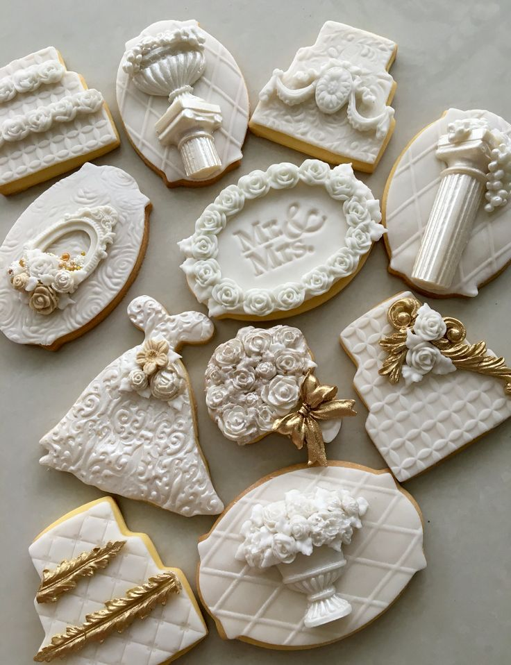 wedding cake cookies 693 best wedding cookies images on wedding 22240