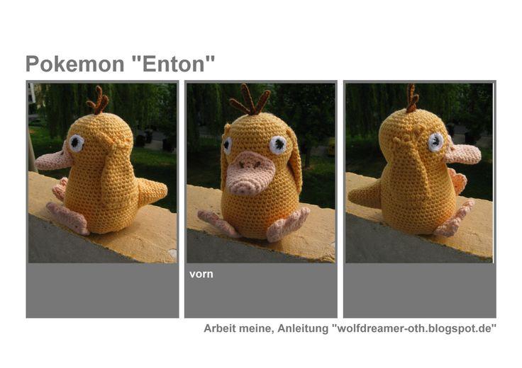 Pokemon Enton von http://wolfdreamer-oth.blogspot.de/