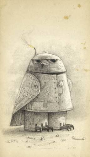 Amazon.com: Snow Owl Notebook (Shaun Tan Notebooks) (9781848775725): Shaun Tan: Books