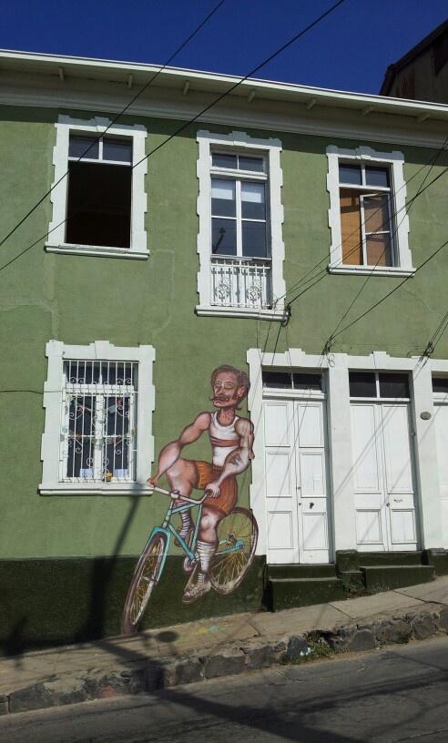 CHILE  Valparaíso