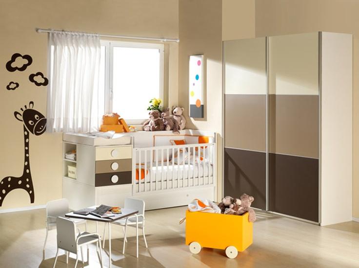17 mejores imágenes sobre Habitaciones para bebes en Pinterest ...
