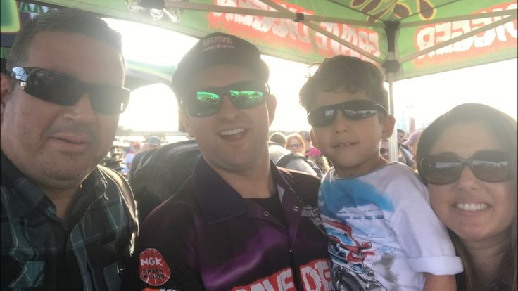 Gio goes to Monster Jam 2017 at Everbank Field in Jacksonville Florida