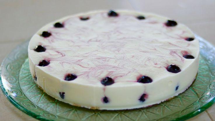 Questa ricetta per la torta gelato all'amarena è perfetta per un dolce fresco senza cottura. Un dessert estivo goloso e bellissimo!