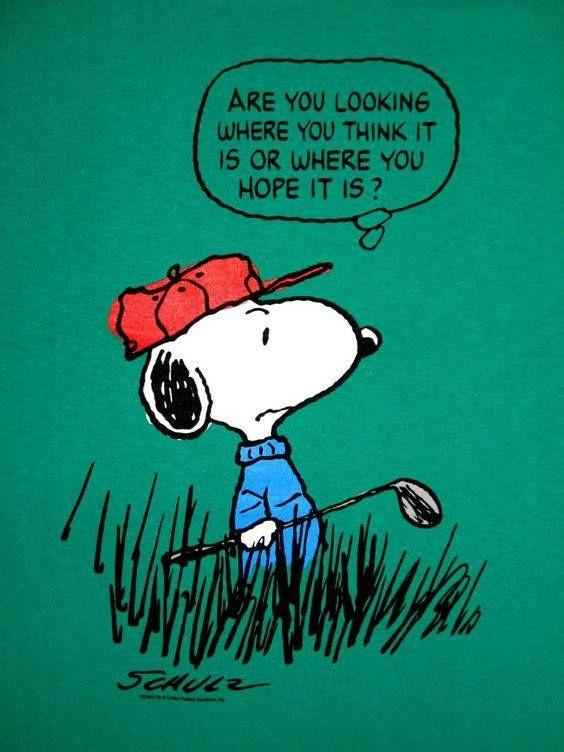 Good question... | Rock Bottom Golf #RockBottomGolf