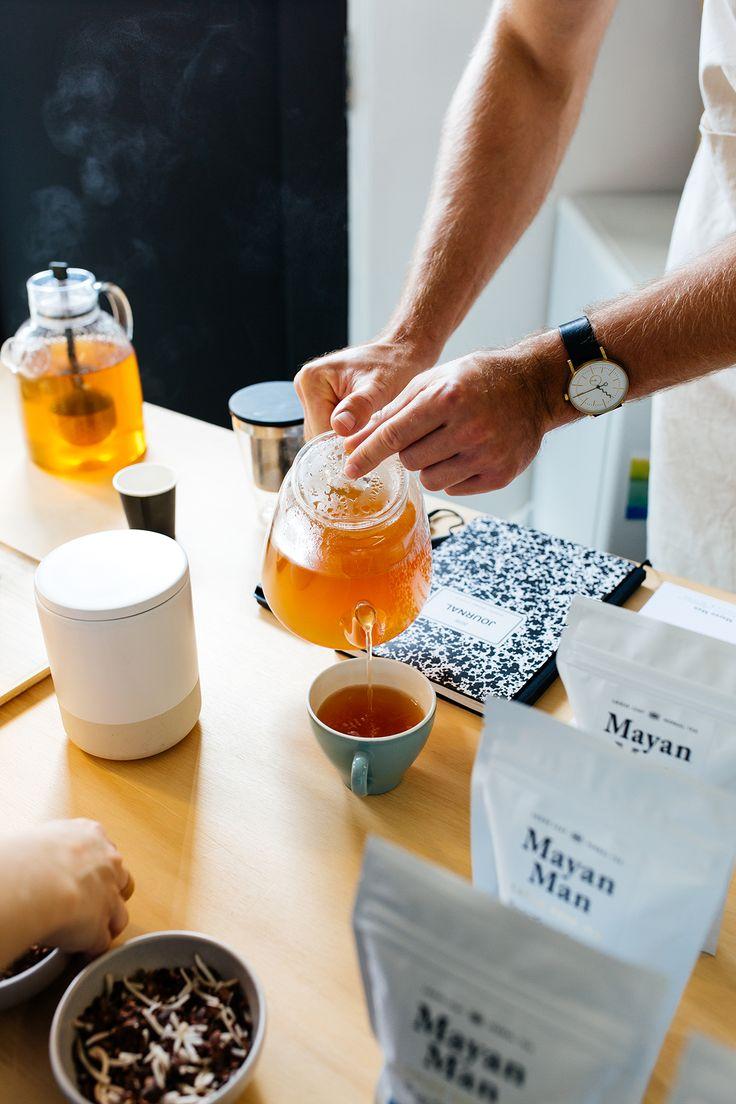 The Neighbourhood Market- Mayan Man Tea.