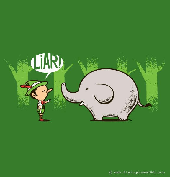 Funny and Clever T-Shirt illustration Designs by Chow Hon Lam