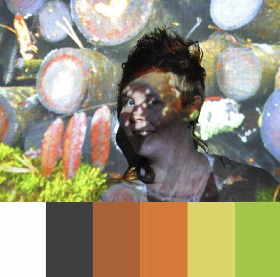 Saara´s colors