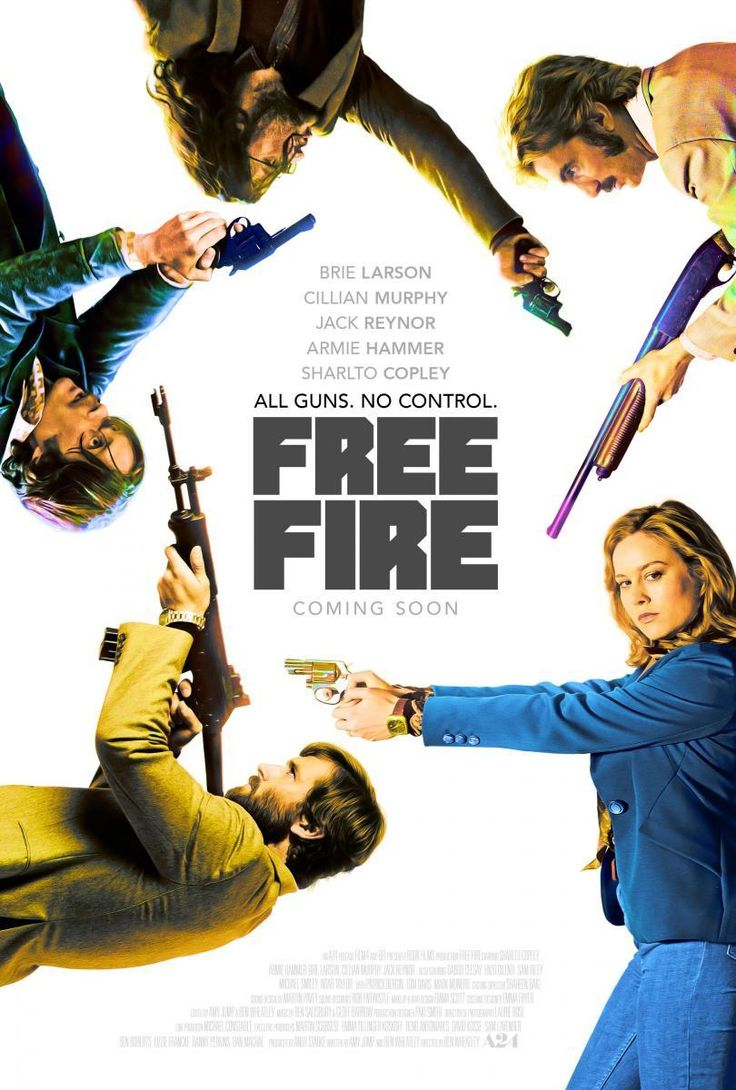 Director: Ben Wheatley Guion: Ben Wheatley Fotografía: Laurie Rose Reparto: Armie Hammer, Brie Larson, Sharlto Copley,...