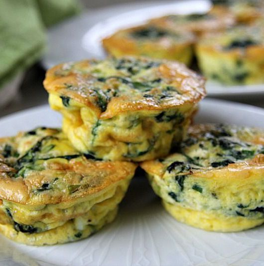 Spinach Feta Quiche on Pinterest | Low carb quiche, Mushroom quiche ...