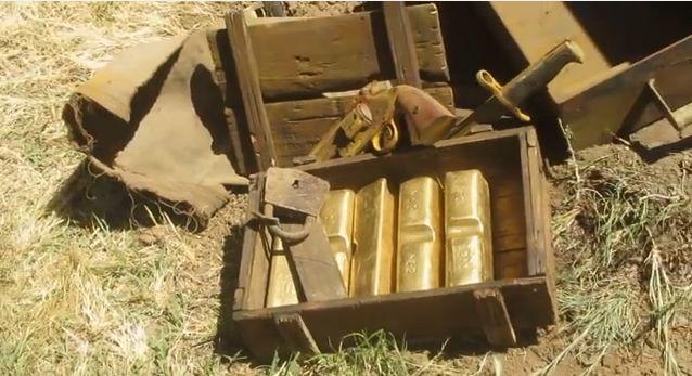 Berburu Emas dengan Gold Detector
