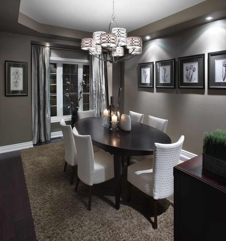 25 Elegant And Exquisite Gray Dining Room Ideas: 25+ Best Ideas About Elegant Dining On Pinterest