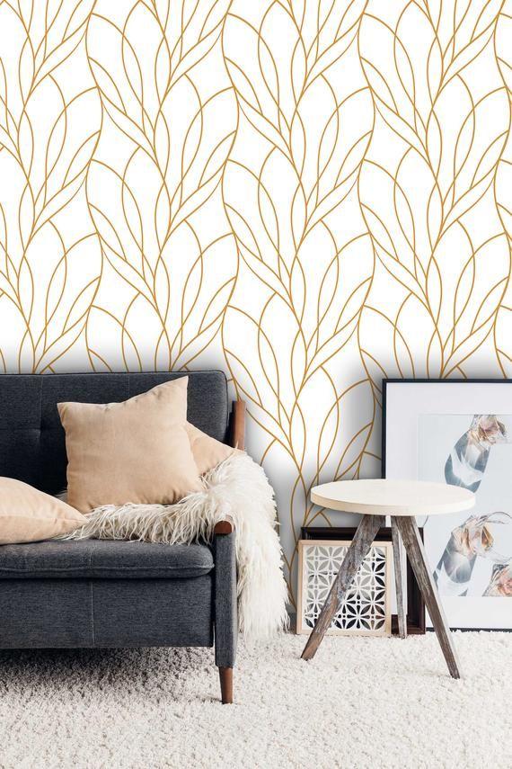 Geometric Wallpaper Peel And Stick Wallpaper Self Adhesive Etsy In 2020 Geometric Wallpaper Peel And Stick Geometric Wallpaper Modern Wallpaper