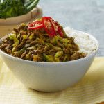 I Quit Sugar: Jo's Curried Mince 8WP Recipe.