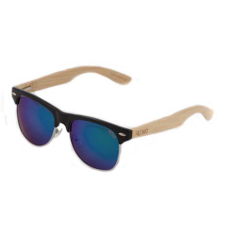 Ochelari de soare polarizati brate din bambus Pedro 1201M-1