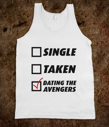 Dating The Avengers. All of them.