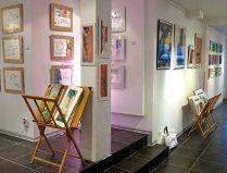 Exposition - Emilienne Parrot Bousquet » Corsevent