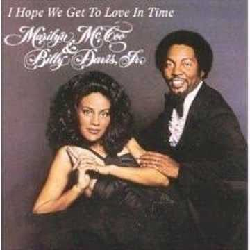 """Marilyn McCoo & Billy Davis Jr.- You Don't Have to Be a Star. """"D"""", the jerk, said this was our song. """"D"""" does not stand for """"Dave"""" in this case."""