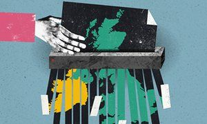 How can Britain exit the EU? As a nation state Britain doesn't really exist David Marquand
