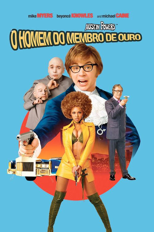 Austin Powers in Goldmember 【 FuII • Movie • Streaming