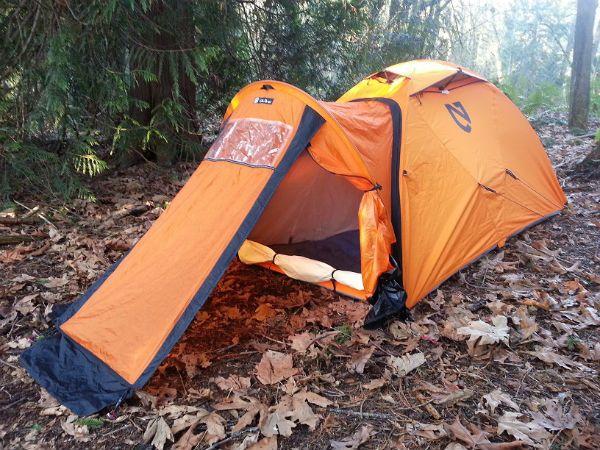 Nemo Tenshi four-season tent @NEMO Equipment, Inc.