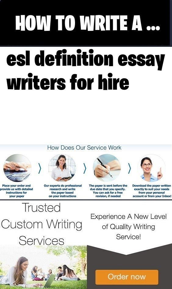 Essay On Modern Science Esl Definition Essay Writers For Hire Esl Letter Writing Website For Phd Custom Term Papers And Essays also Essay Thesis Statements Esl Definition Essay Writers For Hire Esl Letter Writing Website  Poverty Essay Thesis