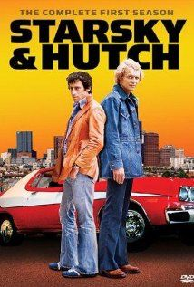 Starsky & Hutch was an American television series about two Californian policemen, Starsky played by Paul Michael Glaser and Hutch played by David Soul. We are trying to picture who is who?