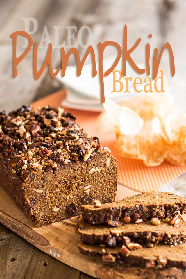 The Paleo Pumpkin Bread that almost didn't make the cut