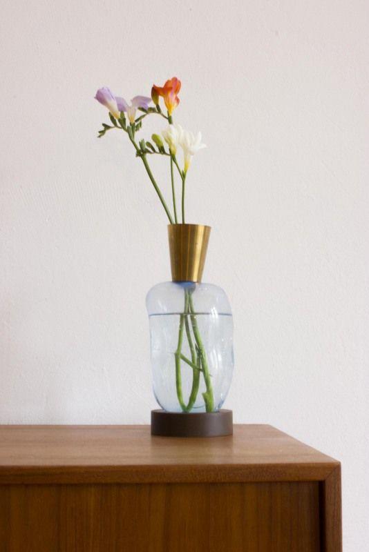 """Categoria professionisti, menzione speciale: """"Blow vases"""", progetto di Johan Der Kinderen"""