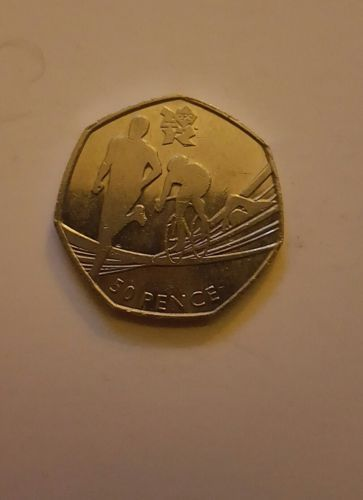 London 2012 #olympic #coin, triathlon 4th #rarest to football, highly sought afte,  View more on the LINK: 	http://www.zeppy.io/product/gb/2/332095051866/