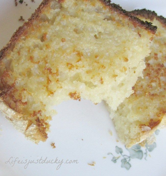 Artisan English Muffin Bread - So easy to make, So ieresistable!