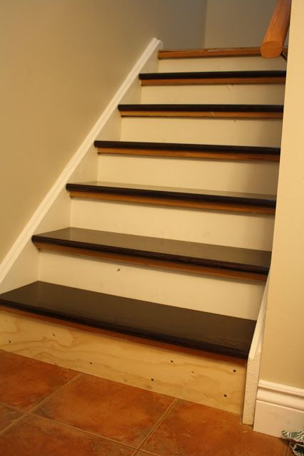 Best Urbane Jane A Staircase Face Lift Before Sorta After 400 x 300