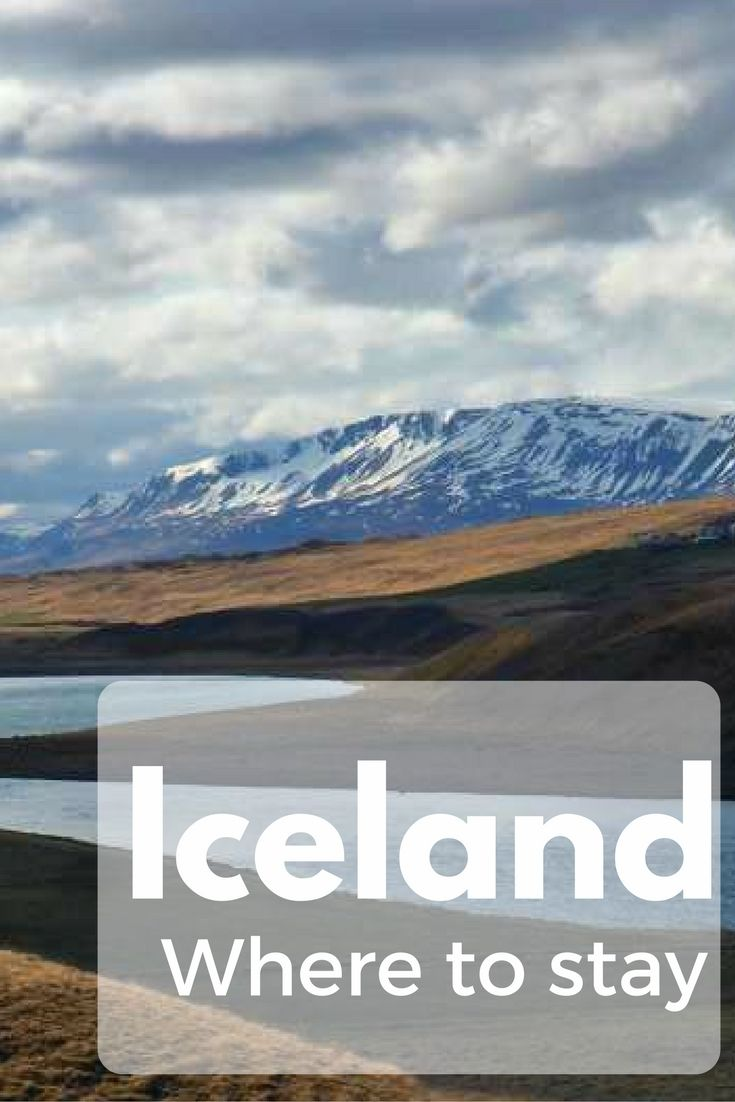 iceland accommodations