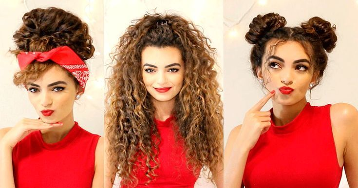 Fast Simple Hairstyles for Lengthy Curly Hair
