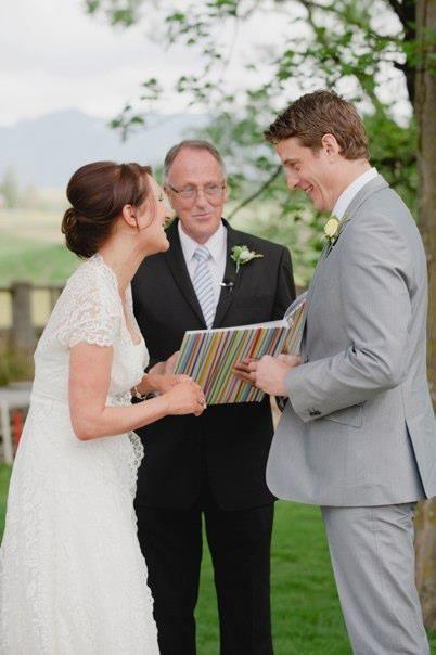 Peter Doyle: Marriage Celebrant in Queenstown New Zealand