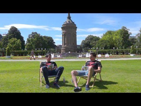 Löwen-Doppelpass 1 mit Andy Schmid und Patrick Groetzki I Teil 1/3 - YouTube