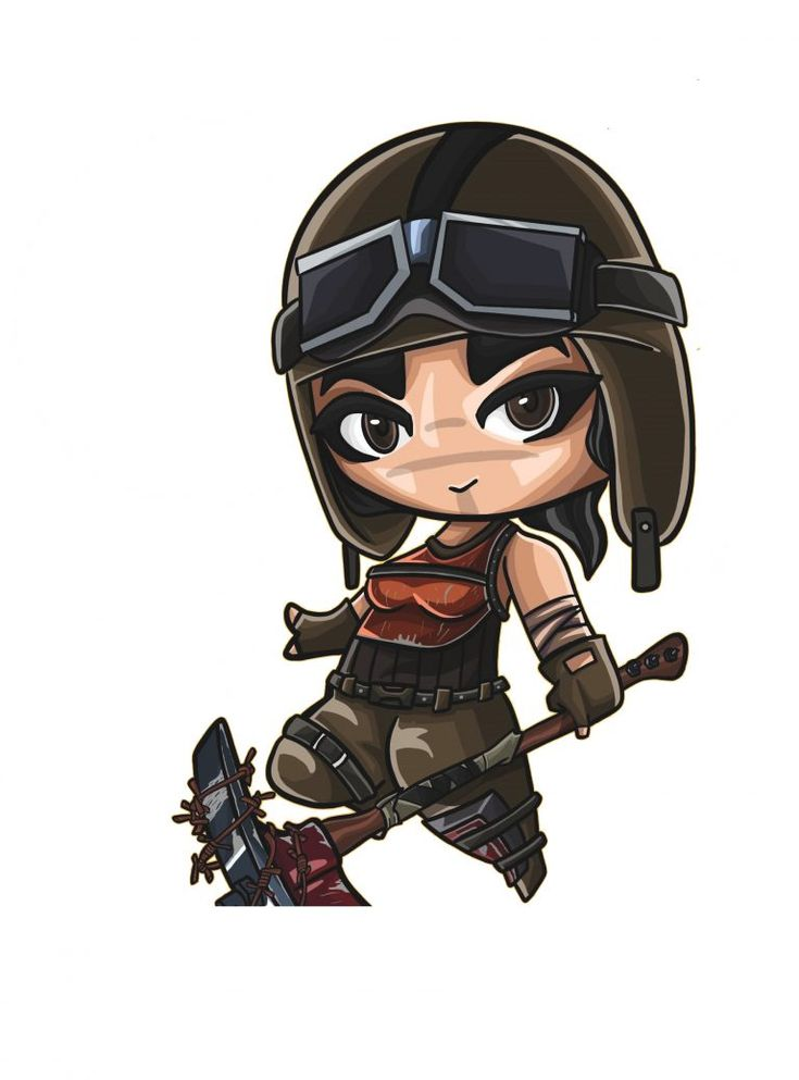 Fortnite chibi age store anime and videogame