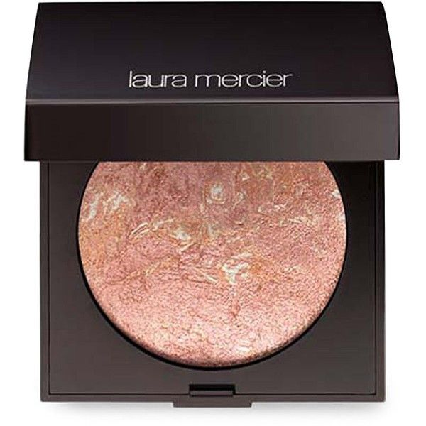 Laura Mercier Baked Blush Illumine, 0.28oz. ($42) ❤ liked on Polyvore featuring beauty products, makeup, cheek makeup, blush, beauty, faces, rose, laura mercier and laura mercier blush
