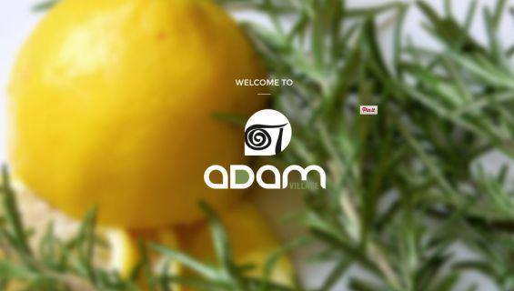 κατασκευή ιστοσελίδων Θεσσαλονίκη Adam Herbs