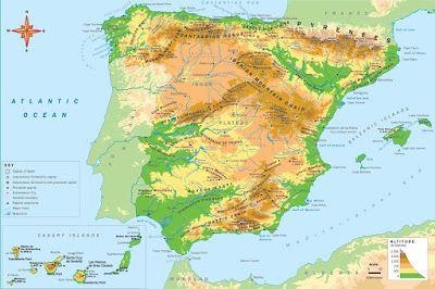 15 meters to Spain