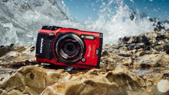 Type Compact Sensor 1 2 3 Inch Resolution 12mp Lens 25 100mm F 2 4 9 Viewfinder N A Monit Best Waterproof Camera Waterproof Camera Diving Camera