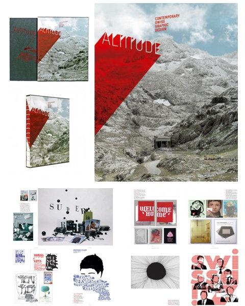 Altitude - Contemporary Swiss Graphic Design. I found this on shop.visualjunkie.no