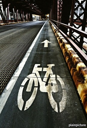 Cities are increasingly vying to be bike friendly. Among them, Chicago wants to become the most cycle-friendly large city in the country—and has said it will build over 30 miles of protected cycle lanes this year. At the moment it ranks fifth, according to Bicycling magazine