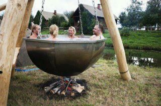 Homestead Hot Tub! I would love to:)