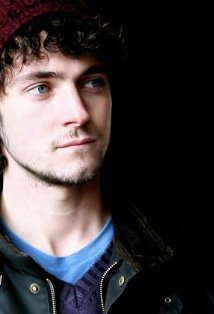 George Blagden is Grantaire les mis!!!! goodness, what a hunk.