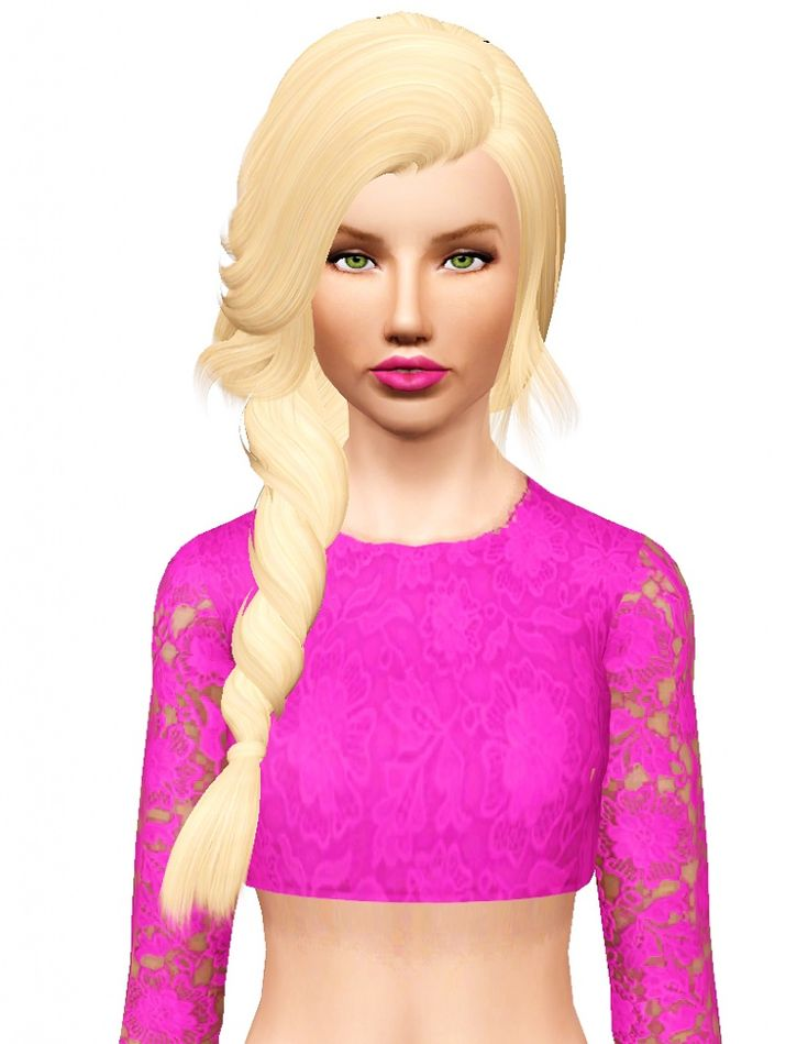 SkySims 192 hairstyle retextured by Pocket for Sims 3 - Sims Hairs - http://simshairs.com/skysims-192-hairstyle-retextured-pocket/