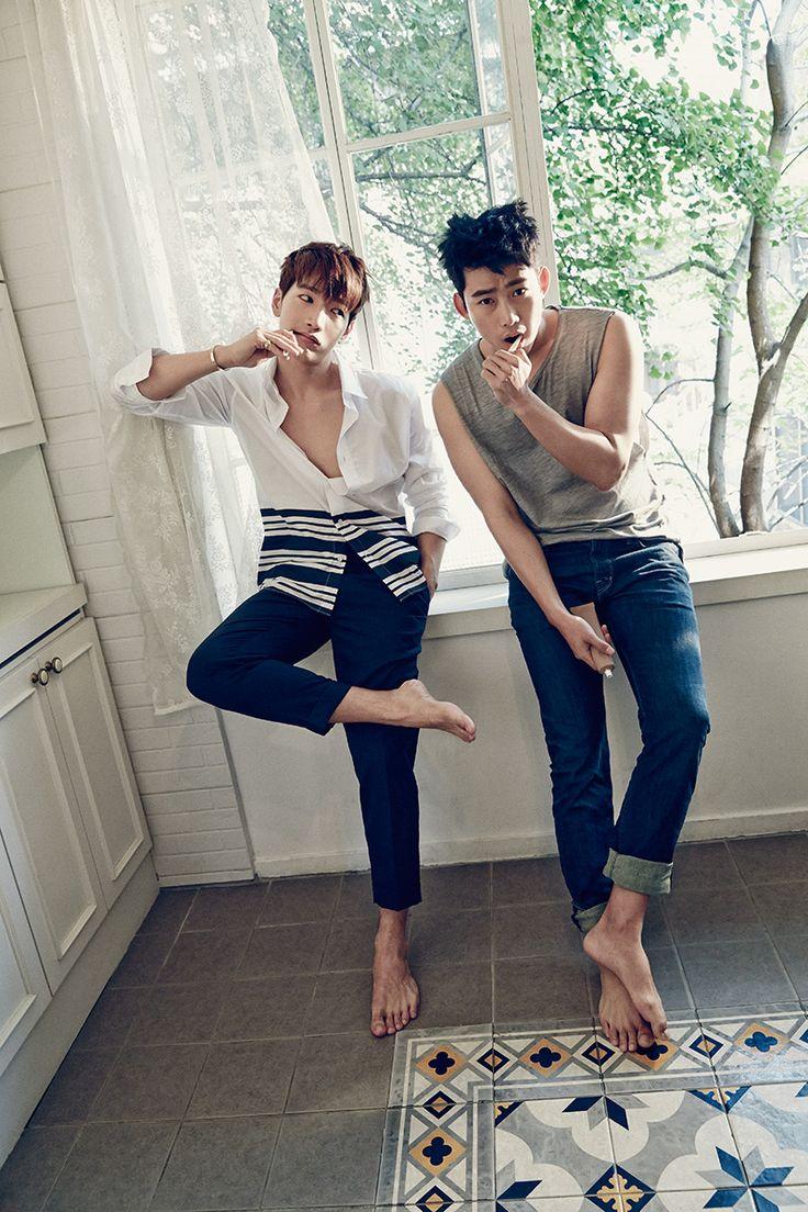 2PM Jun. K and Taecyeon No. 5 My House