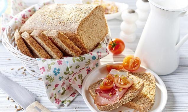 Piękny zapach, wyborny smak iniesamowita struktura chleba zmąki orkiszowej zsezamem