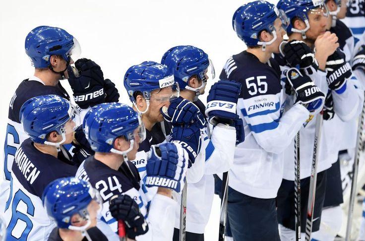 2015 Finlands game over after quarterfinal - Suomen peli ohi puolivälierän jälkeen :(
