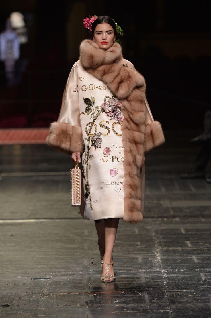 Défilé Dolce & Gabbana Alta Moda Haute Couture printemps-été 2016 36